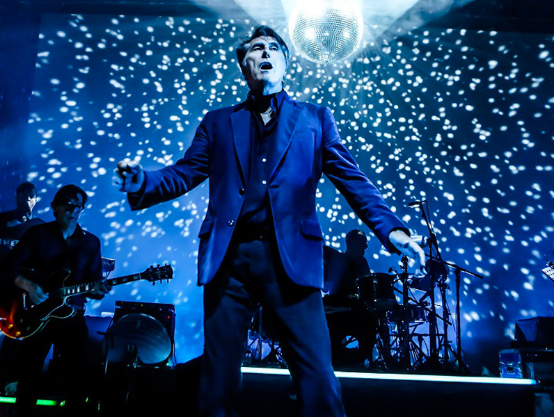 Bryan Ferry at the Hollywood Bowl