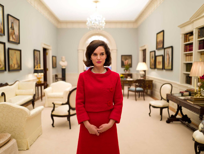 Jackie Score Receives OSCAR and BAFTA Nominations