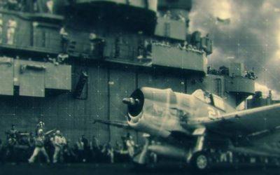 World War II From Space Wins Emmy